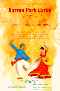 Barron Park Garba Dandiya Night @ Barron Park Elementary School | Palo Alto | California | United States