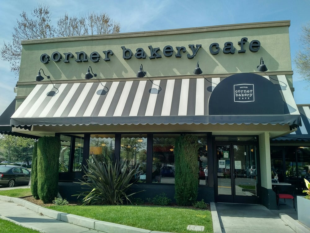 Barron Park Senior Lunch @ Corner Bakery Cafe | Palo Alto | California | United States